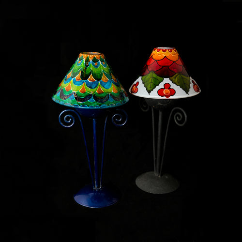 Hand - painted Desk Lamps