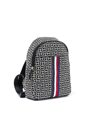 Monogram Webbing Trim Backpack 39.90