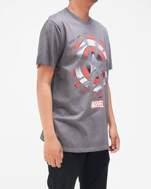 Captain Shield Men T-Shirt 13.90