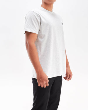 Casual Fit Men Plain T-Shirt 11.90