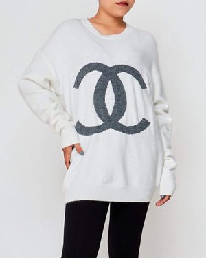 CC Lady Fluffy Sweater 38.90