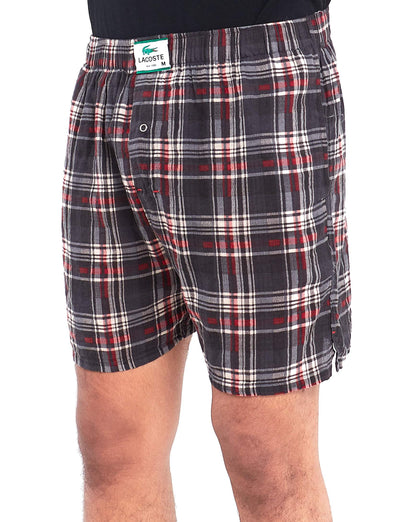 Checkered Print Men Boxer 6.40