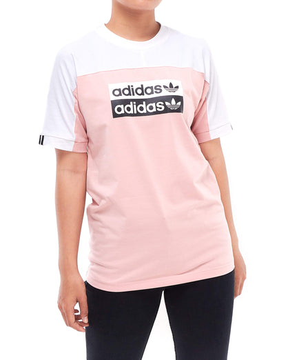 Color Blocked Lady T-Shirt 13.90