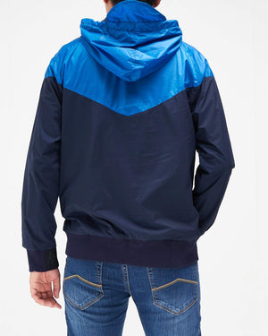 Color Blocked Men Hoodies 16.90