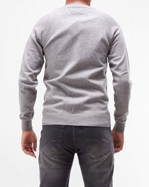 Crew Neck Men Sweater 16.90