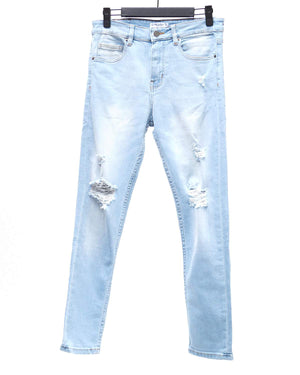 Distressed Men Slim Fit Jean 24.50