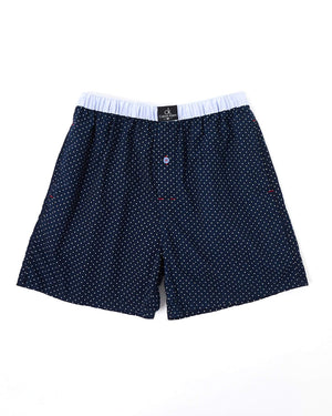 Elastic Men Dot Boxer 5.90