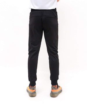 Elasticated Men Zip Pocket Jogger 15.90