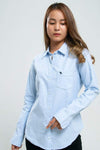Embroidered Logo Lady Shirt 13.90