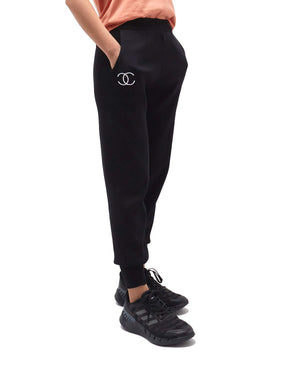 Embroidery Logo Lady Jogger 18.90