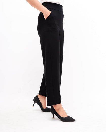 High Waist Lady Wide Leg Pant 17.90
