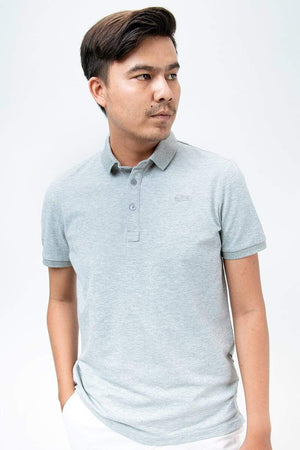 Iconic Men Mesh Polo Shirt 18.90