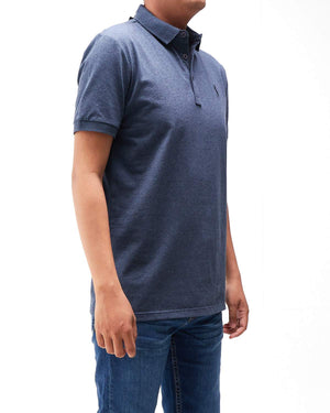 Iconic Texture Men Polo Shirt 17.90