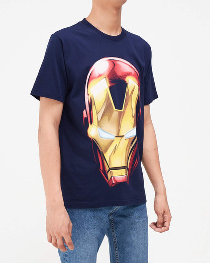 Iron Man Men T-Shirt 13.90