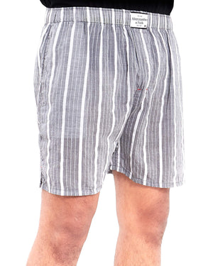 Stripe Print Men Boxer 5.90