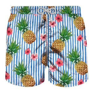Men Swim Short Pineapple 14.50