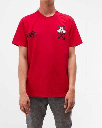 Mickey Mouse Printed Men T-Shirt 14.90