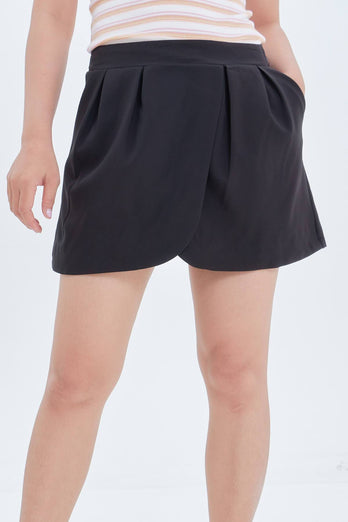 Mini Lady Crossover Skirt 12.90