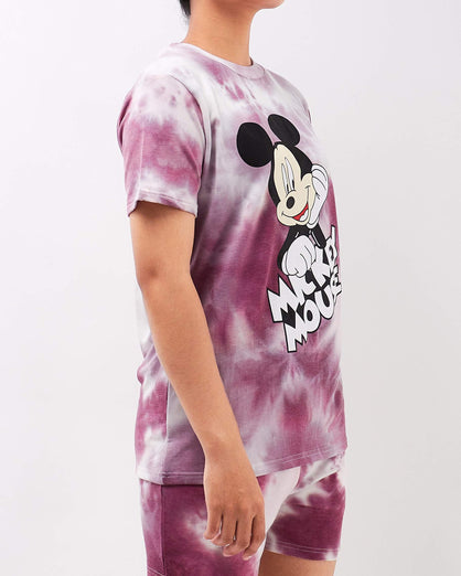 MM Cartoon Tie Dye Lady T-Shirt 8.90