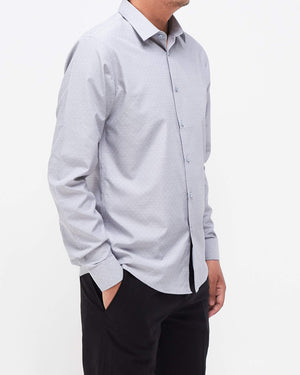 NK Dot Men Long Sleeve Shirt 20.90