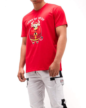 OX Men T-Shirt  12.90