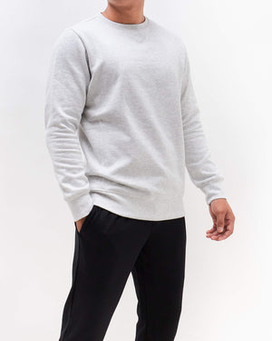 Plain Grey Men Sweater 14.50