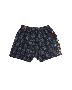 Skull Band Men Elastic Boxer 5.90