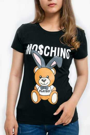 Slim Fit Lady Teddy T-Shirt 13.90