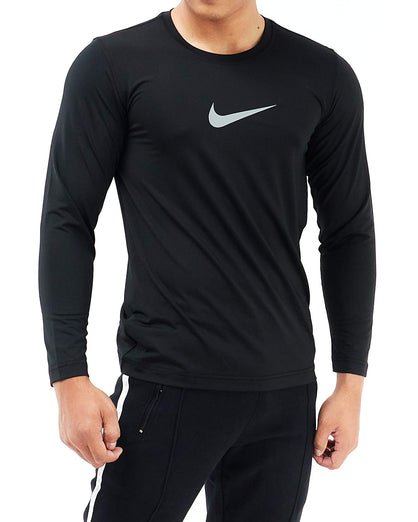 Stretchable Men Long Sleeve Sport T-Shirt 14.90