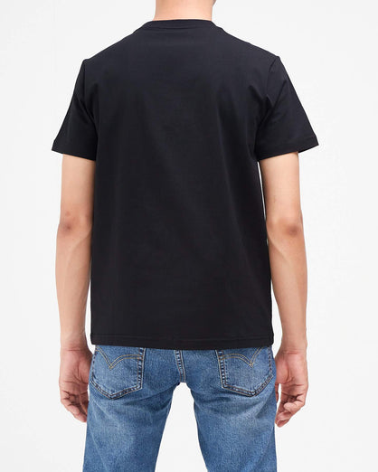 Trefoil Print Men T-Shirt 13.90