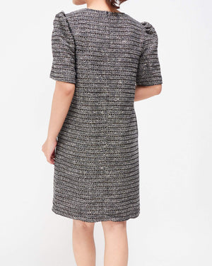 Puff Sleeve Lady Dress 20.90