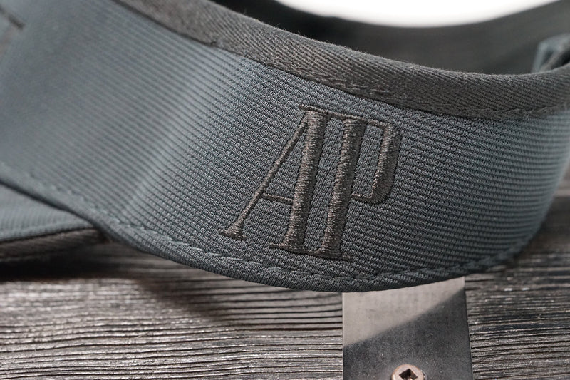 AP Logo on Audemars Piguet Golf Visor for PGA Event