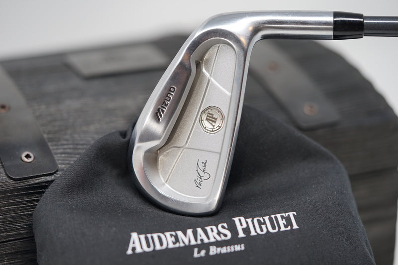 Nick Faldo Audemars Piguet Golf Club Mizuno