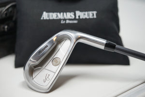 AP Logo Nick Faldo Audemars Piguet Golf Club