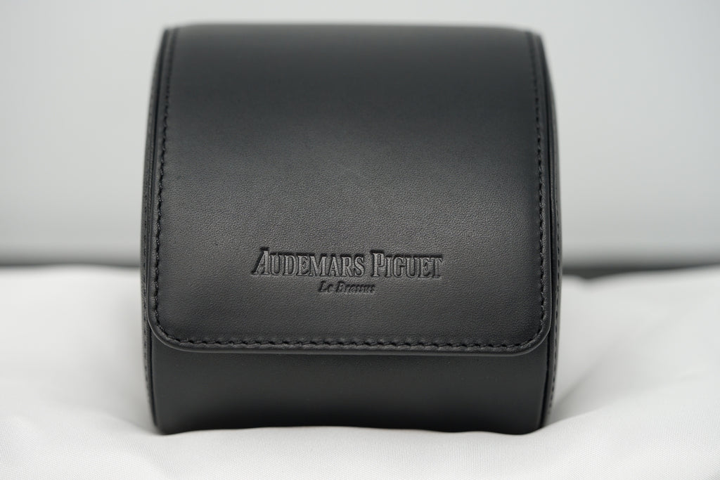 Audemars Piguet Leather Travel Case