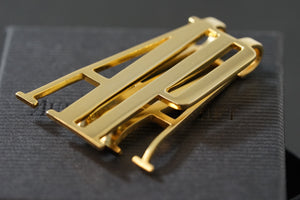 Money Clip Audemars Piguet Gold Side View