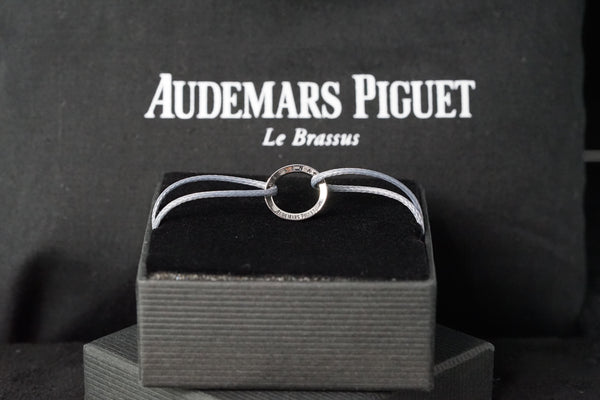 AP SIlver Bracelet Millenary made by Audemars Piguet