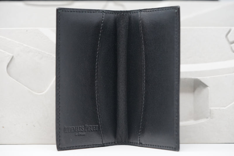 Real Audemars Piguet Wallet Leather Black For Sale