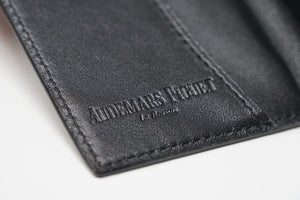 Buy Audemars Piguet Black Leather Wallet VIP