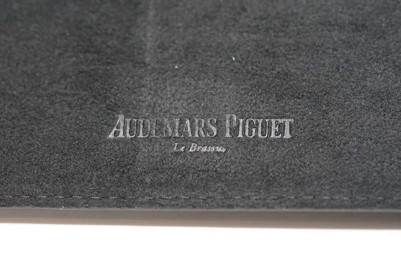 Official Audemars Piguet Black Suede Lining for Moleskine