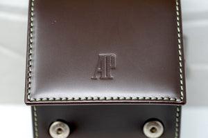 Audemars Piguet Brown Travel Case for AP Watches