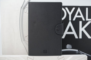Audemars Piguet Black Leather Notebook Moleskine