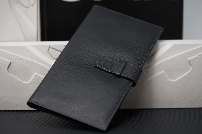 Audemars Piguet Luxury Watch Black Wallet Made in Italy