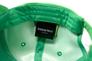 New Audemars Piguet Luxury Golf Hat Green Cotton Sport Style