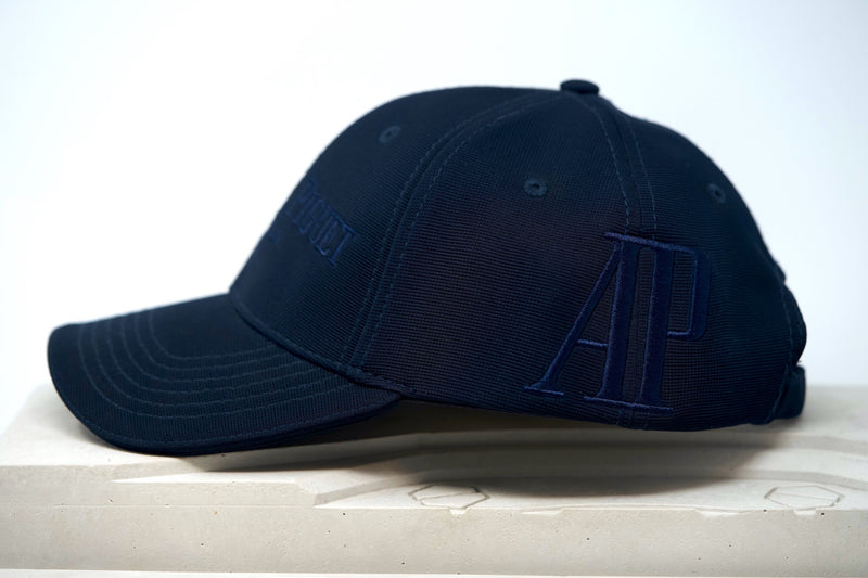 Audemars Piguet Blue Hat AP Logo Premium Cotton Cap