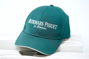 New Audemars Piguet Golf Hat Green and White for Sale