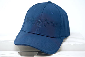Blue and Navy Stitched Cotton Sports Hat by Audemars Piguet