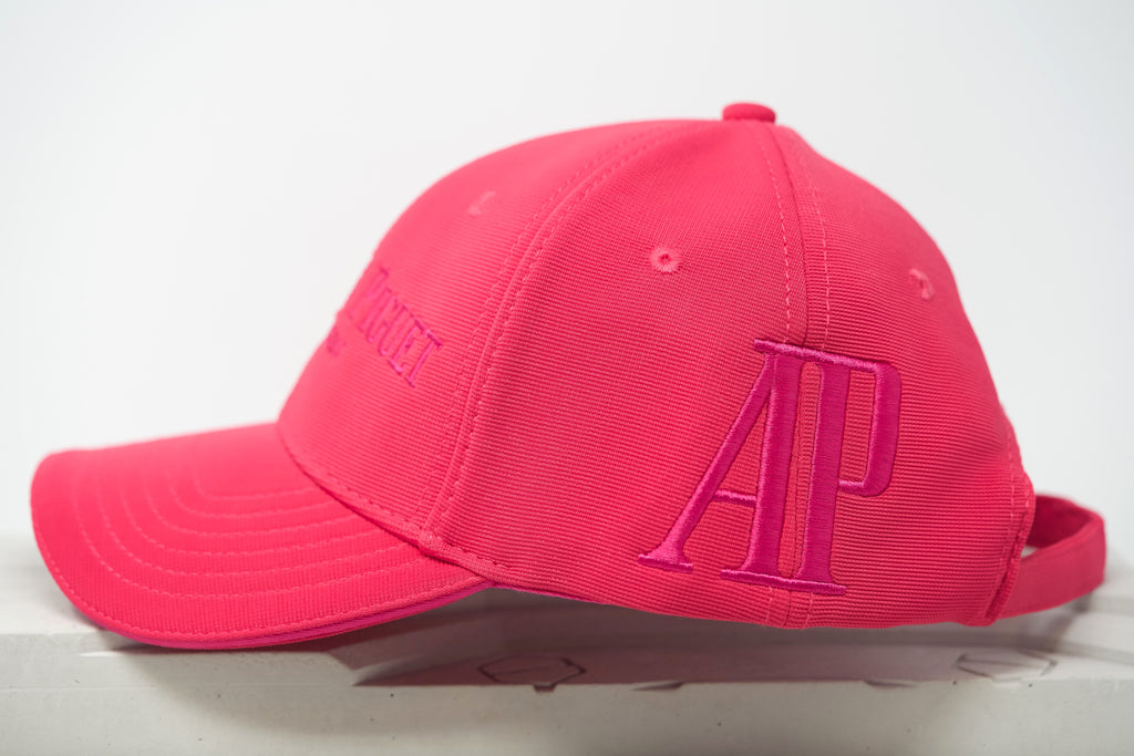 New Audemars Piguet Luxury Cotton Sports Hat In Pink