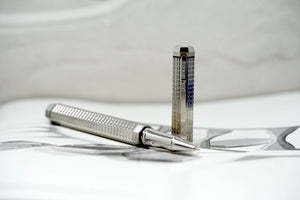 Luxury AP Royal Oak Pen Removable Cap With Audemars Piguet Clip