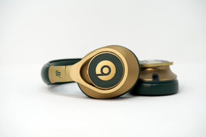 Beats by Dre Audemars Piguet Rose Gold and Green For Sale
